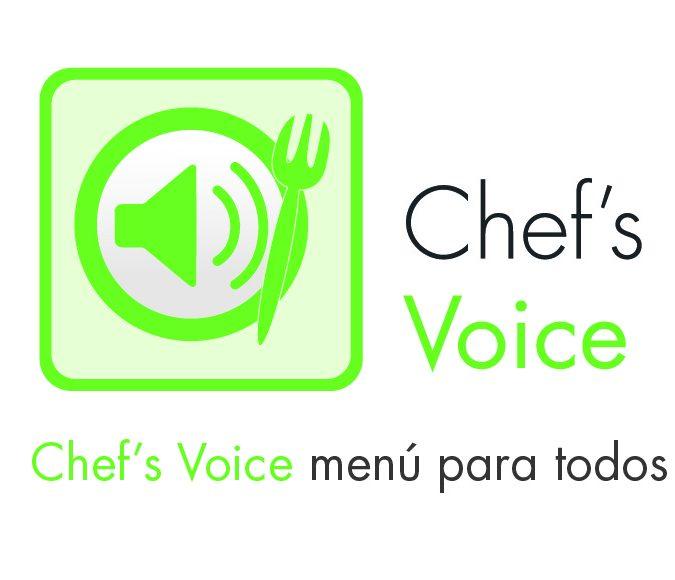 Logo chef voice
