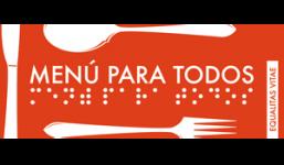 Logo Menú para todos