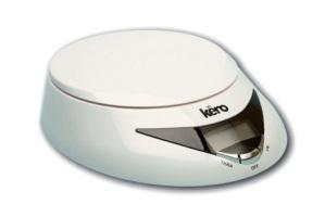 Imagen de la balanza parlante marca Kero